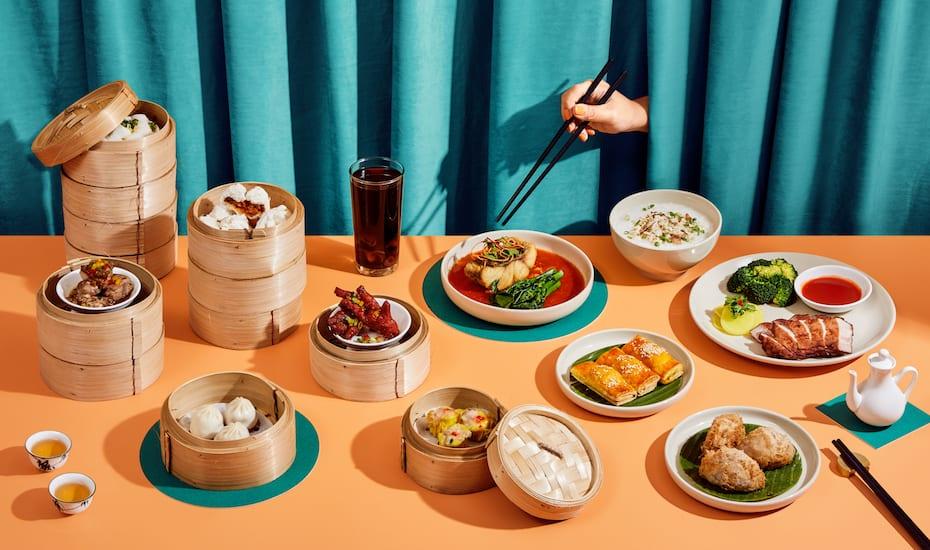 ร้านอาหารจีนเจ้าดังในกรุงเทพฯ